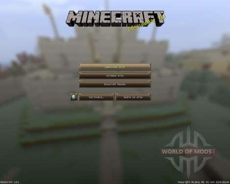 RuneScape Texture [32x][1.8.1] for Minecraft