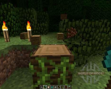TreeCapitator [1.6.2] for Minecraft