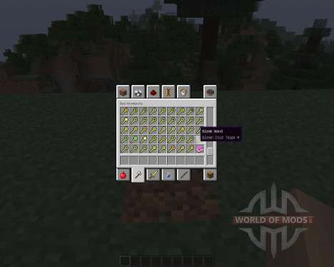 Biome Wand [1.7.2] for Minecraft