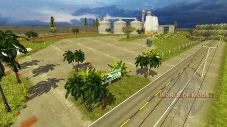 Minas v3.2 for Farming Simulator 2015