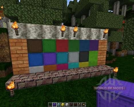 Z Craft HD Semi-Realistic [64x][1.8.1] for Minecraft