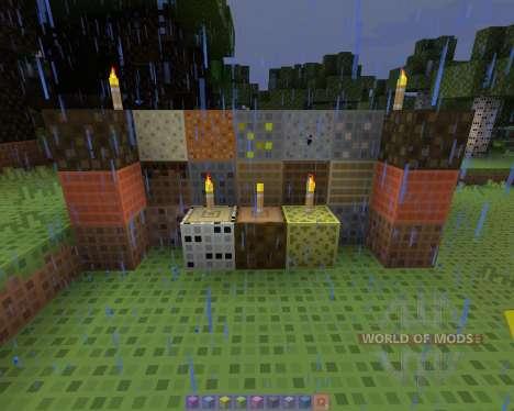 SimpliX [16х][1.8.1] for Minecraft