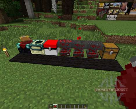 Stwante [16x][1.7.2] for Minecraft