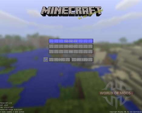 AWSMKraft [16x][1.7.2] for Minecraft