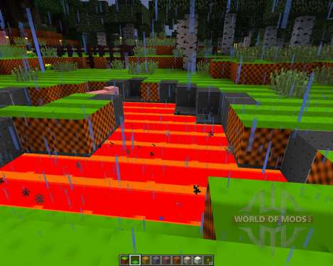 Sonic Lost World[32x][1.7.2] for Minecraft