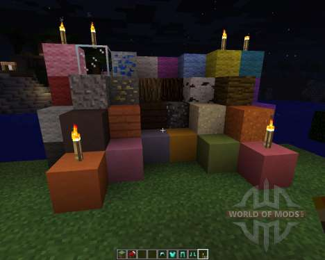 Enhanced [16x][1.7.2] for Minecraft