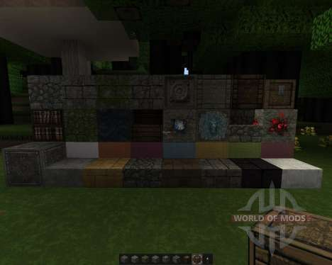 Ornate 5 [64х][1.8.1] for Minecraft