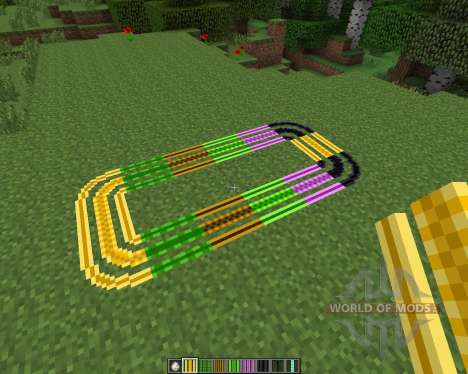 Expanded Rails [1.7.2] for Minecraft