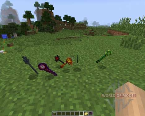 Lycanites Mobs [1.7.2] for Minecraft