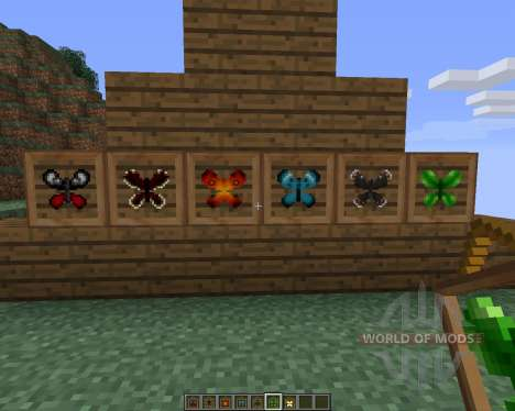 Butterfly Mania [1.6.2] for Minecraft