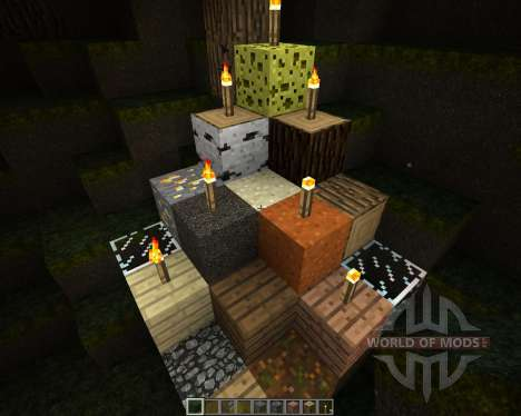 MrZs Skyrim Pack [128x][1.7.2] for Minecraft