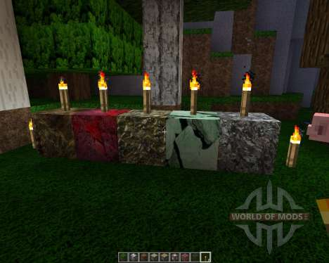 Cybernets Realistic [256x][1.7.2] for Minecraft