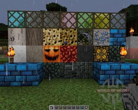 Age of Eteria [32х][1.8.1] for Minecraft