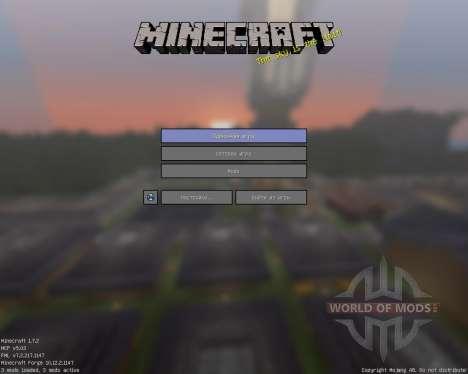 D_Flat [16x][1.7.2] for Minecraft