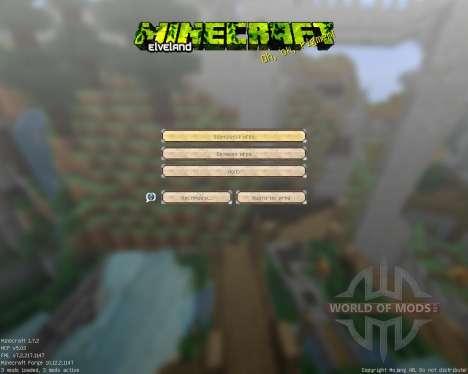 ElvelandLight [32x][1.7.2] for Minecraft
