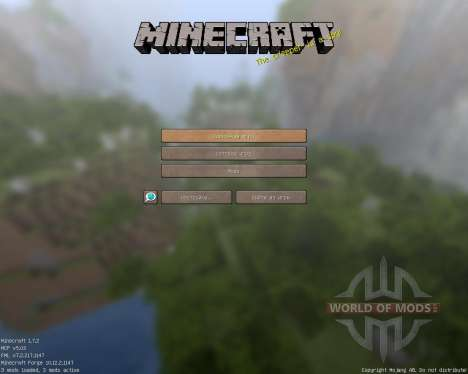 Lithos [32x][1.7.2] for Minecraft