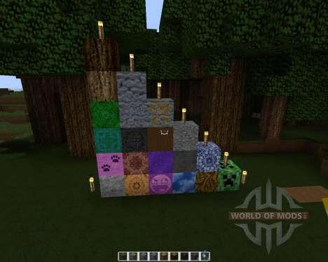 Absolution [128х][1.8.1] for Minecraft
