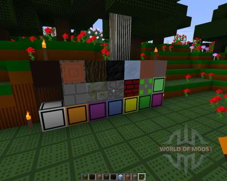 Simply Plain Craft [32x][1.7.2] for Minecraft
