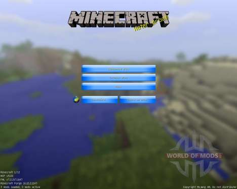 Very Simple [32x][1.7.2] for Minecraft