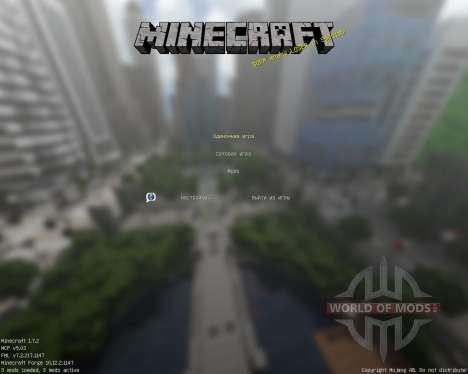 HRF [256x][1.7.2] for Minecraft
