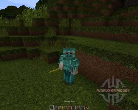 Affinity-HD [128х][1.8.1] for Minecraft