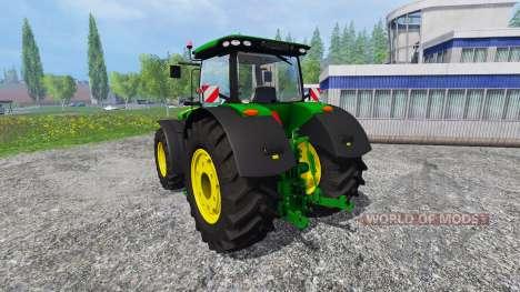John Deere 7290R and 8370R for Farming Simulator 2015