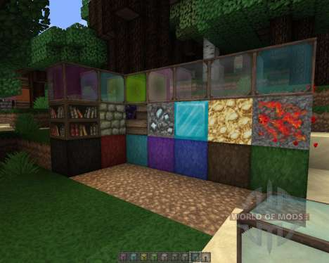 Ovos Rustic Redemption [64x][1.8.1] for Minecraft