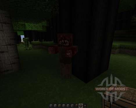 Cyberghostdes Scifantasy [128х][1.8.1] for Minecraft