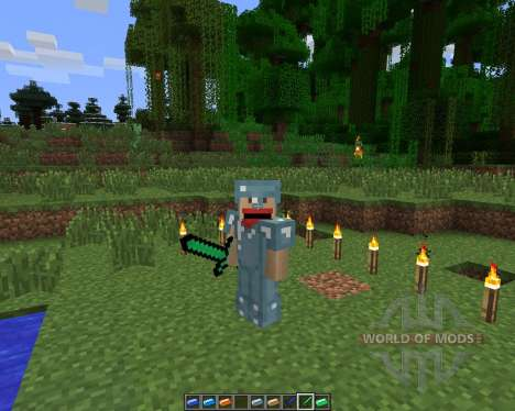 Miners Heaven [1.6.2] for Minecraft