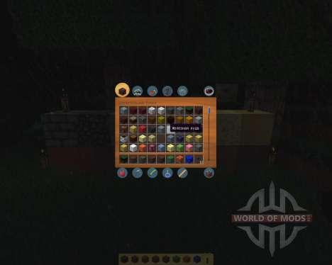 SRDs Chromatose [64x][1.8.1] for Minecraft