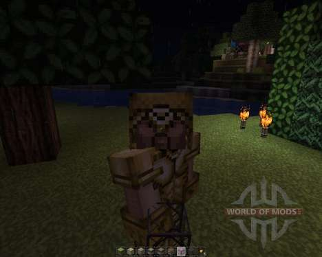 JohnSmith [32x][1.7.2] for Minecraft