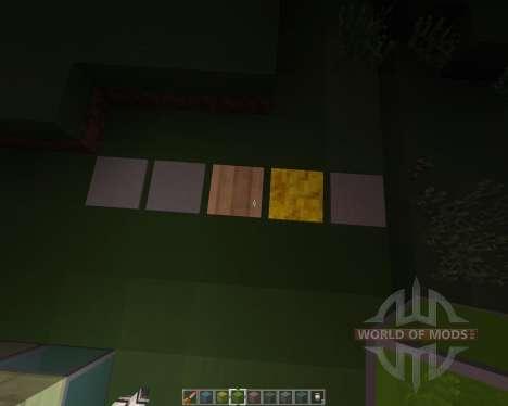 StarkCraft [16х][1.8.1] for Minecraft