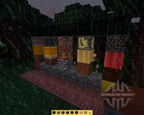 SRDs Chromatose [64x][1.7.2] for Minecraft