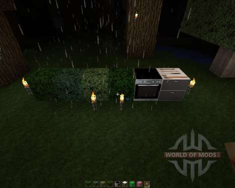 Arsenia [64x][1.7.2] for Minecraft