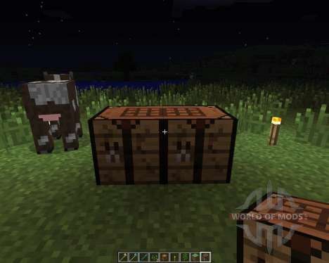 Extended Workbench [1.6.2] for Minecraft