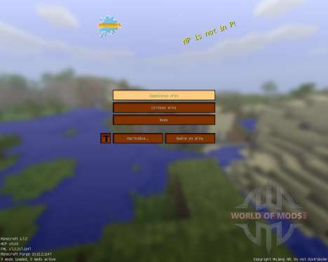 Xiticraft Simplistic pack [16x][1.7.2] for Minecraft