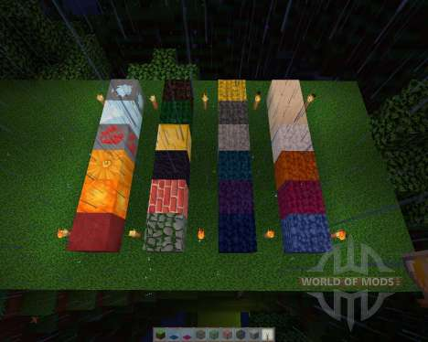 Marvelous Craft [64x][1.7.2] for Minecraft