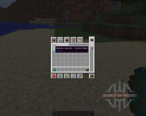 CrackedZombie [1.7.2] for Minecraft