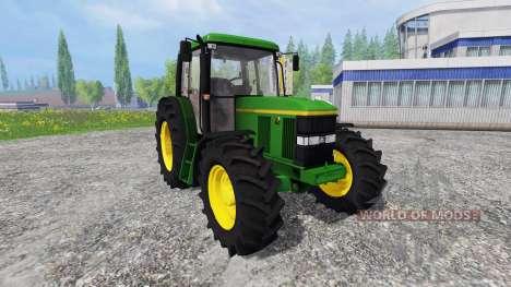 John Deere 6410 for Farming Simulator 2015