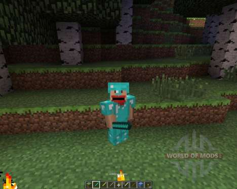 CraftedNinja [16x][1.7.2] for Minecraft