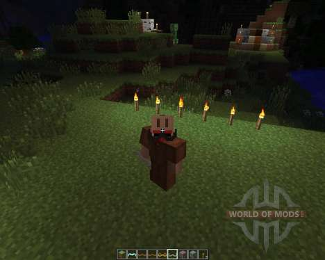 Mustache Craft [16x][1.7.2] for Minecraft