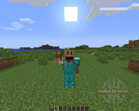 Chest Transporter [1.6.2] for Minecraft