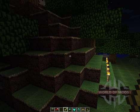 Abstaria [128x][1.7.2] for Minecraft