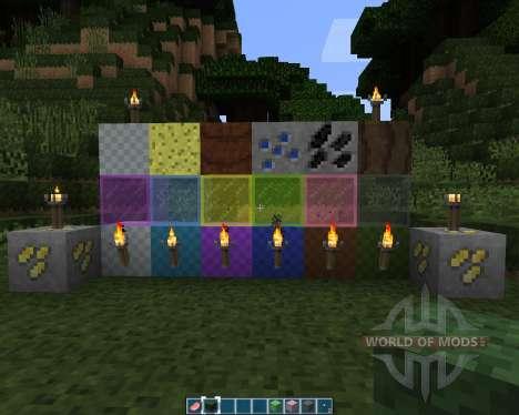 Obsincraft [16х][1.8.1] for Minecraft