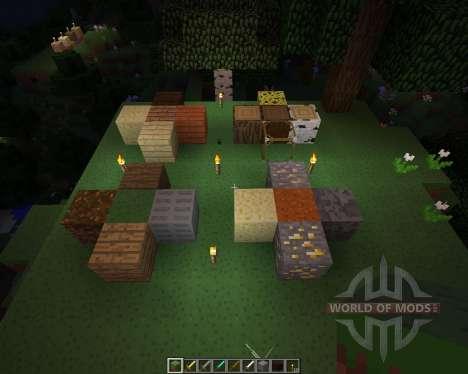 Basic Craft [16x][1.7.2] for Minecraft