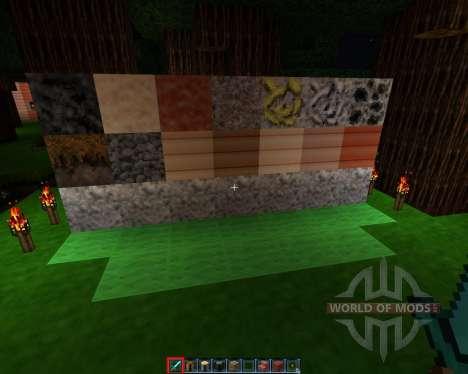 Zaurx [32x][1.7.2] for Minecraft