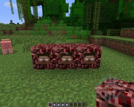 Herobrine [1.6.2] for Minecraft