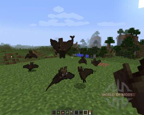 Craftable Animals [1.7.2] for Minecraft