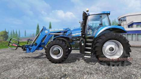 New Holland T8.320 [loader] for Farming Simulator 2015