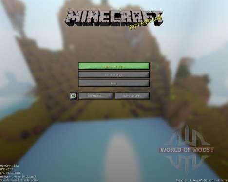 Mauzi Realistic [64x][1.7.2] for Minecraft